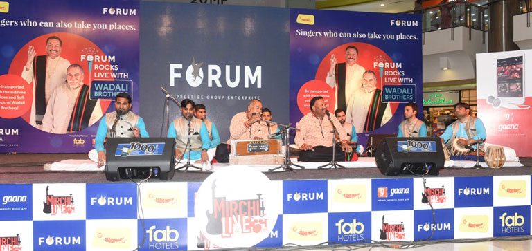Wadali Brothers LIVE Sufi Concert