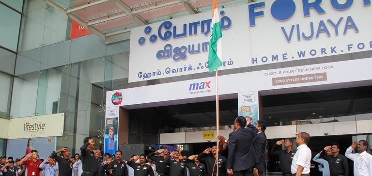 Independence Day at Forum